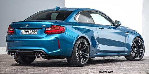 BMW M2 coupe auto