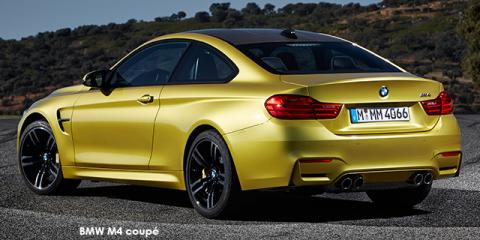 BMW M4 coupe auto