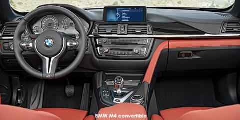 BMW M4 convertible auto