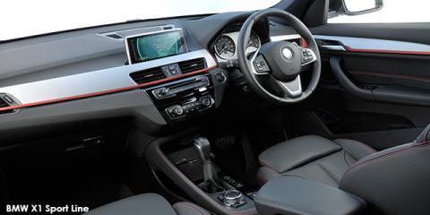 BMW X1 sDrive18i Sport Line auto