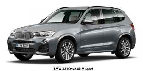 BMW X3 xDrive28i M Sport