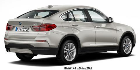 BMW X4 xDrive20i