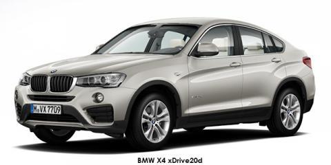 BMW X4 xDrive28i - Image credit: © 2018 duoporta. Generic Image shown.