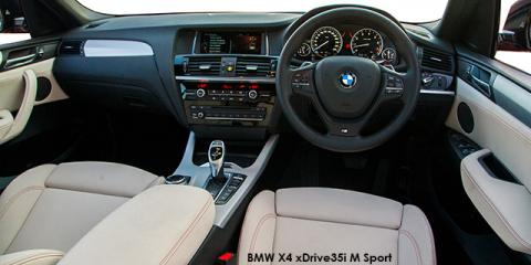 BMW X4 xDrive30d M Sport - Image credit: © 2018 duoporta. Generic Image shown.