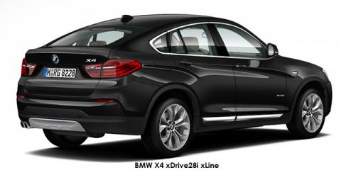 BMW X4 xDrive35i xLine - Image credit: © 2018 duoporta. Generic Image shown.
