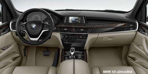 BMW X5 xDrive25d - Image credit: © 2018 duoporta. Generic Image shown.