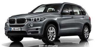 BMW X5 - Image credit: © 2018 duoporta. Generic Image shown.