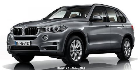 BMW X5 xDrive30d - Image credit: © 2018 duoporta. Generic Image shown.