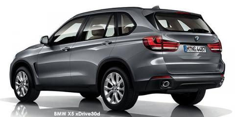 BMW X5 xDrive30d - Image credit: © 2018 duoporta. Generic Image shown.