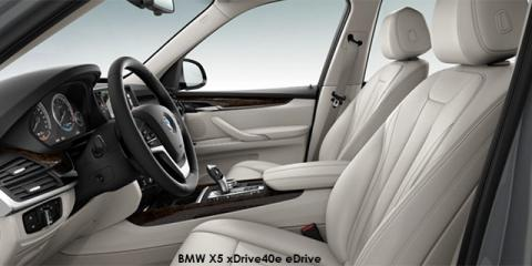 BMW X5 xDrive40e eDrive - Image credit: © 2018 duoporta. Generic Image shown.