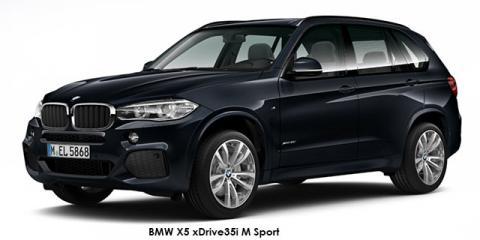 BMW X5 xDrive50i M Sport - Image credit: © 2018 duoporta. Generic Image shown.