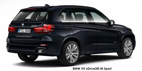 BMW X5 xDrive50i M Sport - Image credit: © 2018 duoporta. Generic Image shown.
