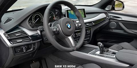 BMW X5 M50d - Image credit: © 2018 duoporta. Generic Image shown.