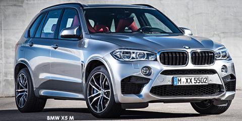 BMW X5 M - Image credit: © 2018 duoporta. Generic Image shown.