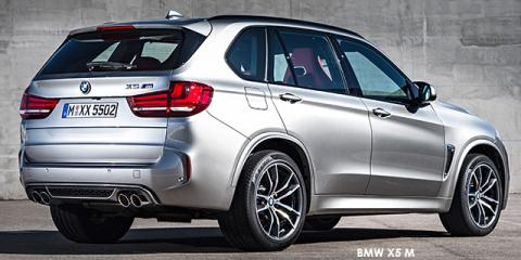 BMW X5 M - Image credit: © 2018 duoporta. Generic Image shown.