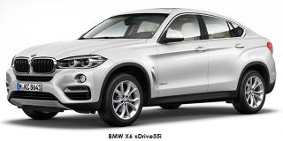 BMW X6 - Image credit: © 2019 duoporta. Generic Image shown.