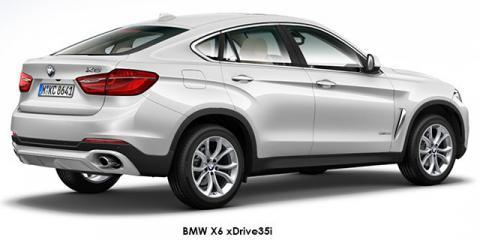 BMW X6 xDrive35i - Image credit: © 2018 duoporta. Generic Image shown.