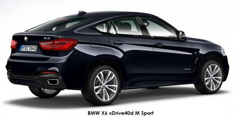 New Bmw X6 Xdrive40d M Sport Up To R 82 113 Discount New