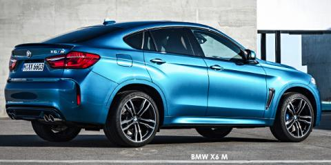 BMW X6 M - Image credit: © 2018 duoporta. Generic Image shown.