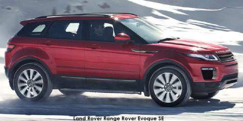 Land Rover Range Rover Evoque SE TD4