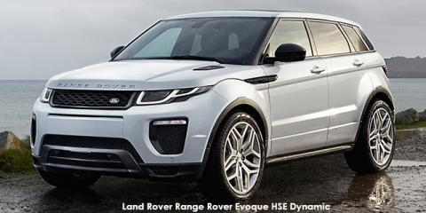 Land Rover Range Rover Evoque HSE Dynamic TD4