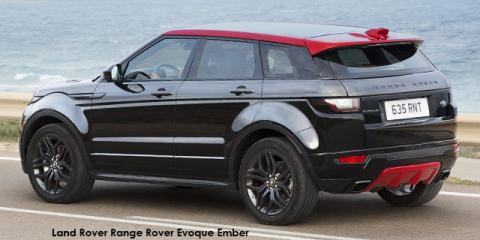 Land Rover Range Rover Evoque HSE Dynamic TD4 Ember