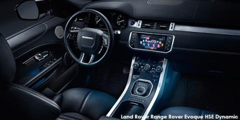 Land Rover Range Rover Evoque coupe HSE Dynamic Si4