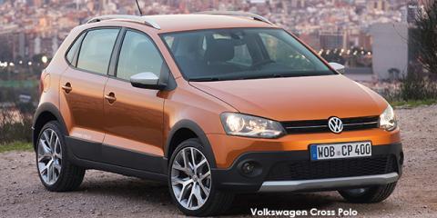 Volkswagen Cross Polo 1.2TSI