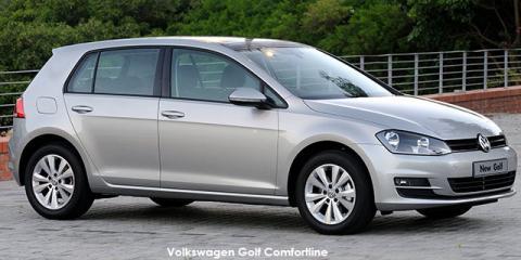 Volkswagen Golf 2.0TDI Comfortline