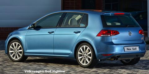 Volkswagen Golf 2.0TDI Highline