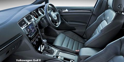 Volkswagen Golf R auto