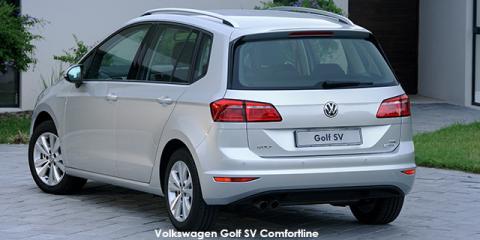 Volkswagen Golf SV 1.2TSI Trendline