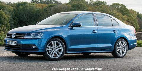 Volkswagen Jetta 1.4TSI Trendline