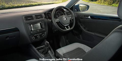 Volkswagen Jetta 1.4TSI Comfortline - Image credit: © 2019 duoporta. Generic Image shown.