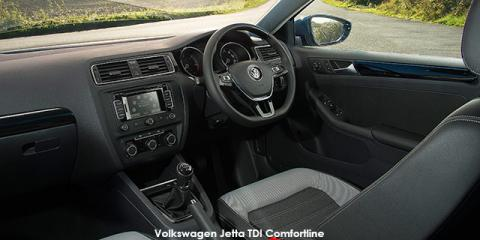 Volkswagen Jetta 1.6TDI Comfortline