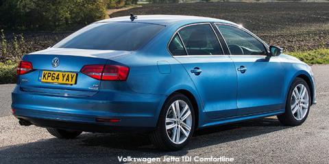 Volkswagen Jetta 1.6TDI Comfortline auto - Image credit: © 2018 duoporta. Generic Image shown.