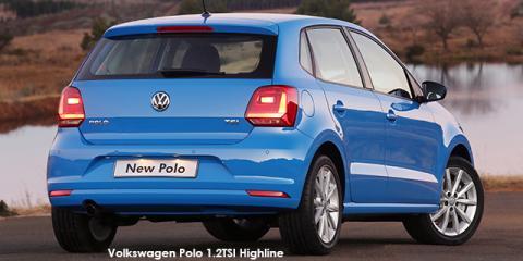 Volkswagen Polo hatch 1.2TSI Trendline