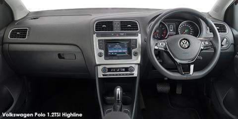 Volkswagen Polo hatch 1.2TSI Highline auto