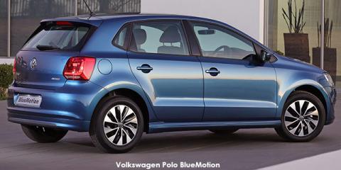 Volkswagen Polo hatch 1.0TSI BlueMotion