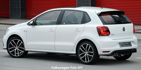 Volkswagen Polo GTI auto