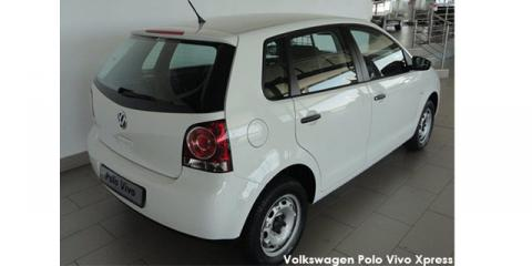 Volkswagen Polo Vivo hatch 1.4 Xpress panel van