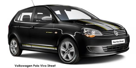 Volkswagen Polo Vivo hatch 1.4 Street