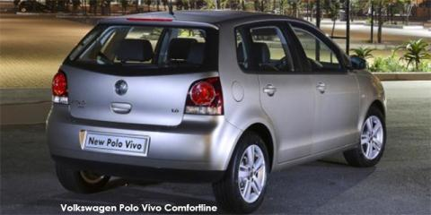 Volkswagen Polo Vivo hatch 1.6 Comfortline