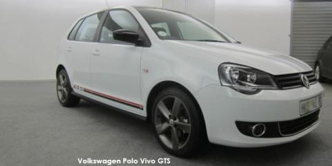 Volkswagen Polo Vivo hatch 1.6 GTS