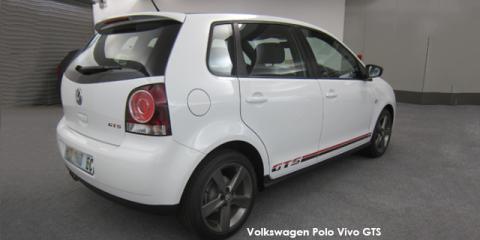 Volkswagen Polo Vivo hatch 1.6 GTS