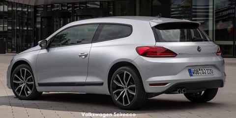 Volkswagen Scirocco 2.0TSI Highline