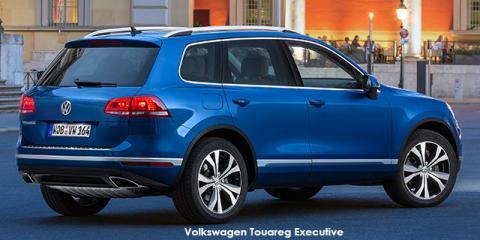 Volkswagen Touareg V6 TDI Luxury