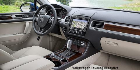 Volkswagen Touareg V6 TDI Escape