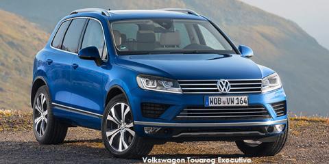 Volkswagen Touareg V8 TDI Executive