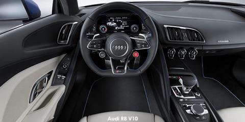 Audi R8 5.2 V10 quattro